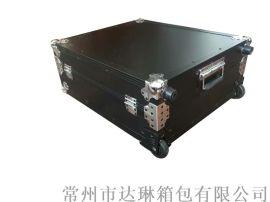 拉杆仪器箱多功能铝箱 机器人包装箱铝合金航空箱