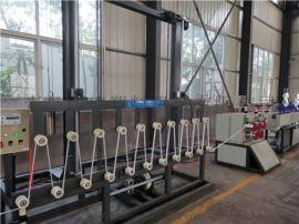 PP纤维打包带一出一设备专业生产线厂家