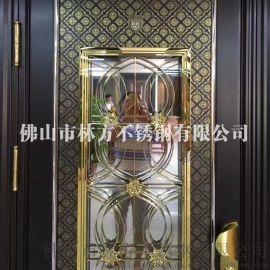 上海厂家供应酒店专用不锈钢组合工艺装饰板