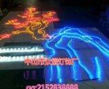 LED爱心拱门造型灯光节装饰灯