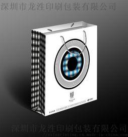 深圳食品手提袋印刷、产品手提袋定制