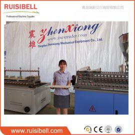 PVC型材生产线 瑞斯贝尔