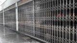 自贡拉闸门 98元/平方米 不锈钢拉闸门厂直销自贡