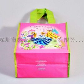 厂家专业生产定制各种环保手提购物袋