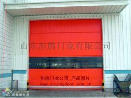 青岛滑升车库门,保温多段提升门厂家