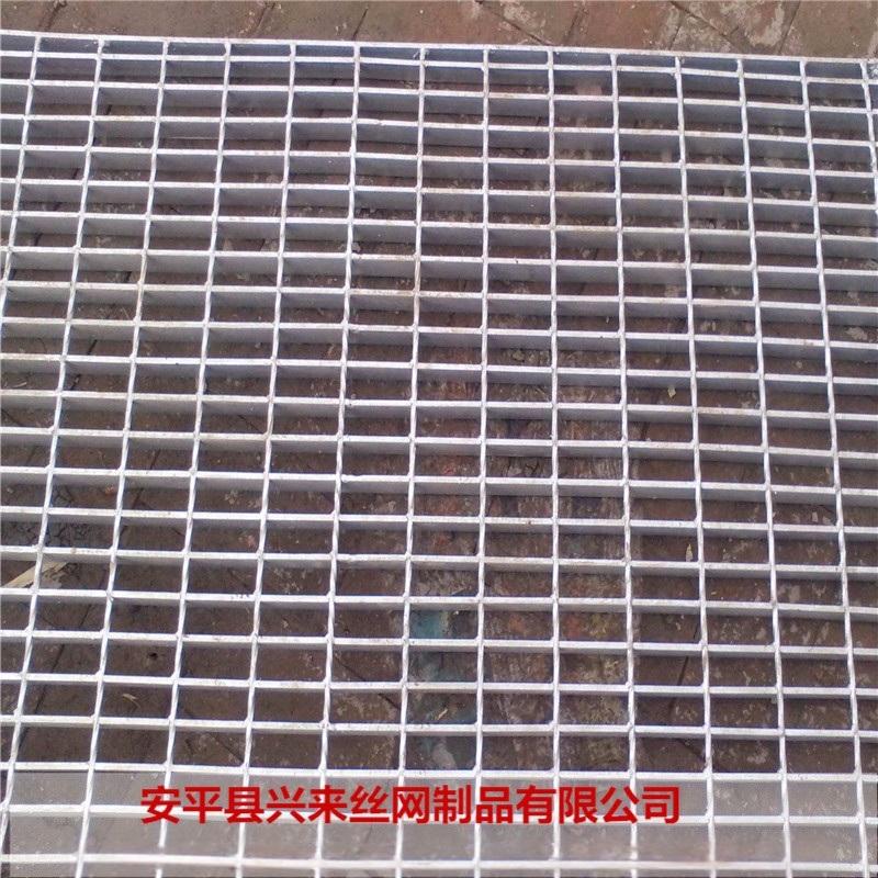 围栏钢格板 钢格板现货 排水沟盖板施工