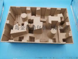 高强度可降解纸浆模塑纸制品包装 汽车配件
