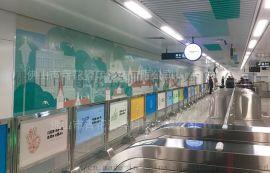 定制陶瓷景观壁画瓷砖画文化墙形象艺术墙
