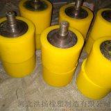 供應 耐磨聚氨酯包膠輪 聚氨酯膠輪定製