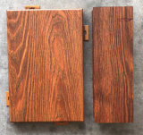 長春木紋鋁板 異型鋁板吊頂 木紋轉印鋁板廠家