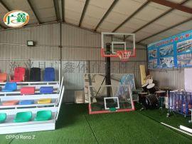 儿童升降休闲家用篮球架 广鑫篮球架