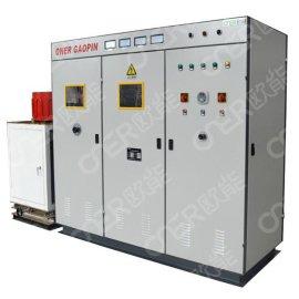 专专业生产电子管高频淬火机, 采用水冷电容电子管高频淬火机