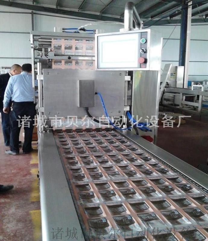 中国制造-贝尔全自动真空封口机