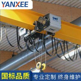 科尼起重机科尼单双梁行车CLX环链电动葫芦