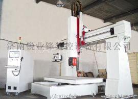 cnc数控五轴联动雕刻机床小五轴加工中心价格