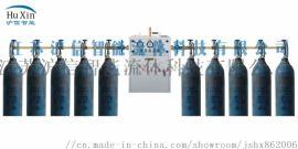 江苏沪信医院 医用氧气全自动切换汇流排 气体汇流排