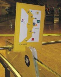 大型商业广场导示系统设计、制作