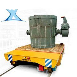 搬运机械模具配件电动轨道平车可定制遥控电动蓄电池轨道搬运车