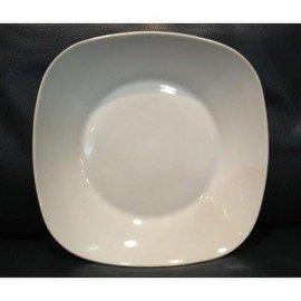 高白方型汤盘