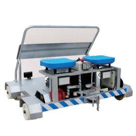 铁路检修车轻型便捷适用于各种型号轨道**电池供电铁轨车