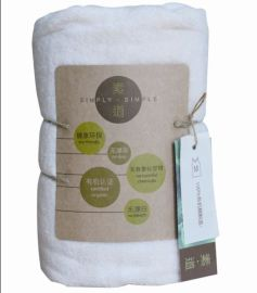有机棉毛巾