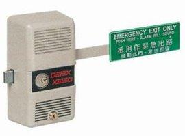 达富施DETEX消防通道锁ecl-230d逃生门安全出口推杆报警锁,