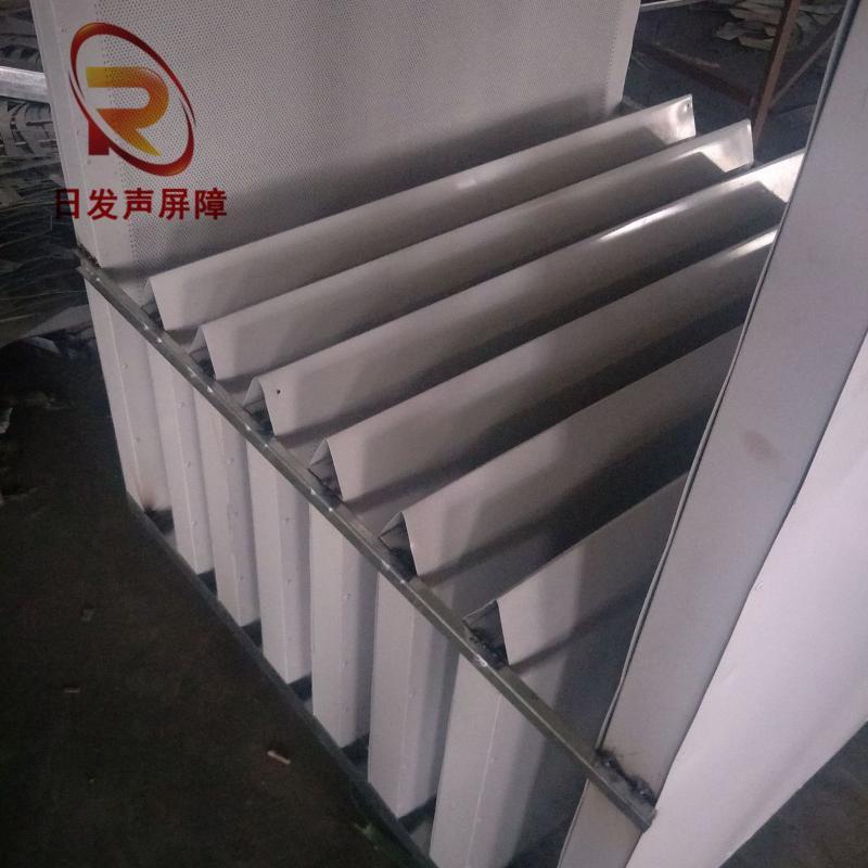 廣州東莞佛山空調機組隔音降噪消聲器/聲屏障