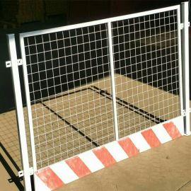 厂家批发泥浆池防护网 施工现场基坑护栏 建筑工地临时护栏网定制