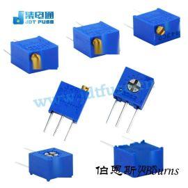 邦士原裝(伯恩斯)微調電位器3313J-1-504E