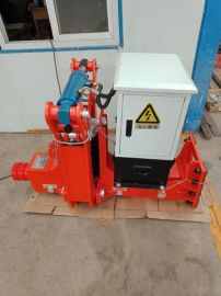 TZJ-10t型电动弹簧液压夹轨器 防风装置