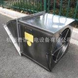 供應WEXD型304不鏽鋼防雨防蟲邊牆軸流風機