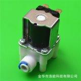 無壓電磁閥廣泛用於廚電產品洗澡機茶具衛浴智慧二分快接
