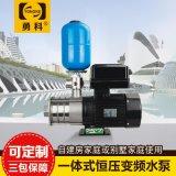 不锈钢变频增压泵 不锈钢家用变频增压泵