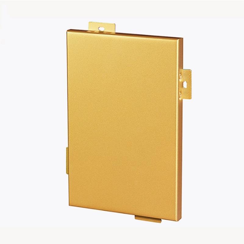 工程装饰多色防腐耐磨铝单板工厂定做粉末铝单板幕墙