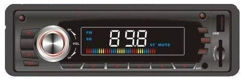 无机芯车载MP3(BLK8009)