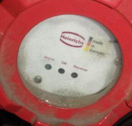 Heinrichs BGN-S3211S000-0-S50-0 NR: 267056 流量计