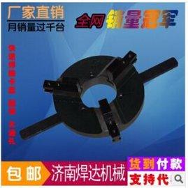 处理 气动卡盘 大孔径三爪中空焊接自定心小卡盘