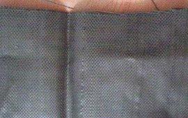 90克塑料扁丝编织土工布13475153267