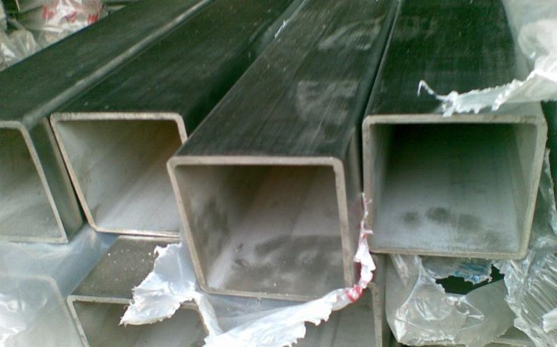 镜面不锈钢方管304 惠州不锈钢方通100*100*3.0