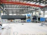 HDPE大口徑纏繞管生產線設備