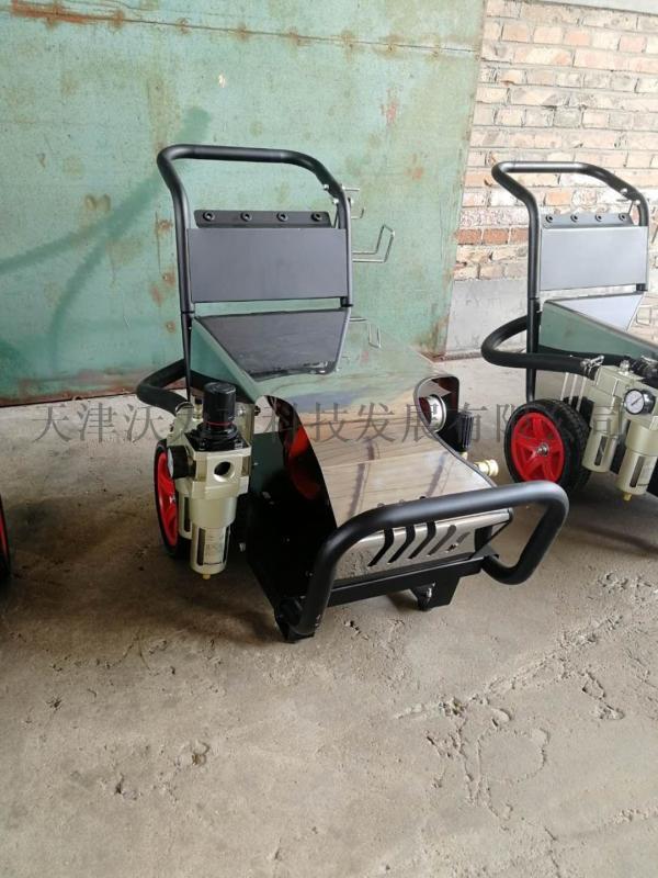沃力克WL1515气动高压清洗机、防爆气动高压清洗机