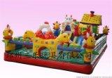 60平方米夢幻城堡   貴州六盤水兒童室外充氣城堡樂園