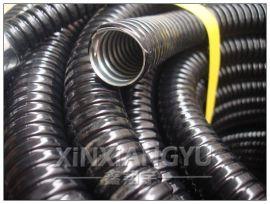 大厦电线保护管,包塑穿线管,PVC包塑管