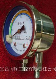 宜昌CB系列差压表,有关详细技术参数欢迎致电咨询