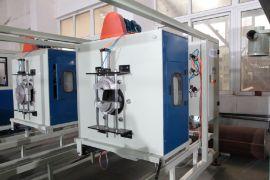江苏联顺机械有限公司pe,pvc塑料管材行星切割机,环形切割机