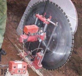 钢筋混凝土切割机 手动1000型切墙机 自动1000型切墙机