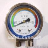 供應氣體差壓計/測量氣體的不鏽鋼差壓表