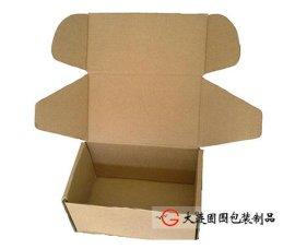 快递盒-压痕瓦楞纸板