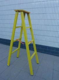 5米电工专用玻璃钢绝缘人字梯