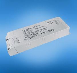 高端led驱动电源 100w防水恒压调光电源 5%-**调光
